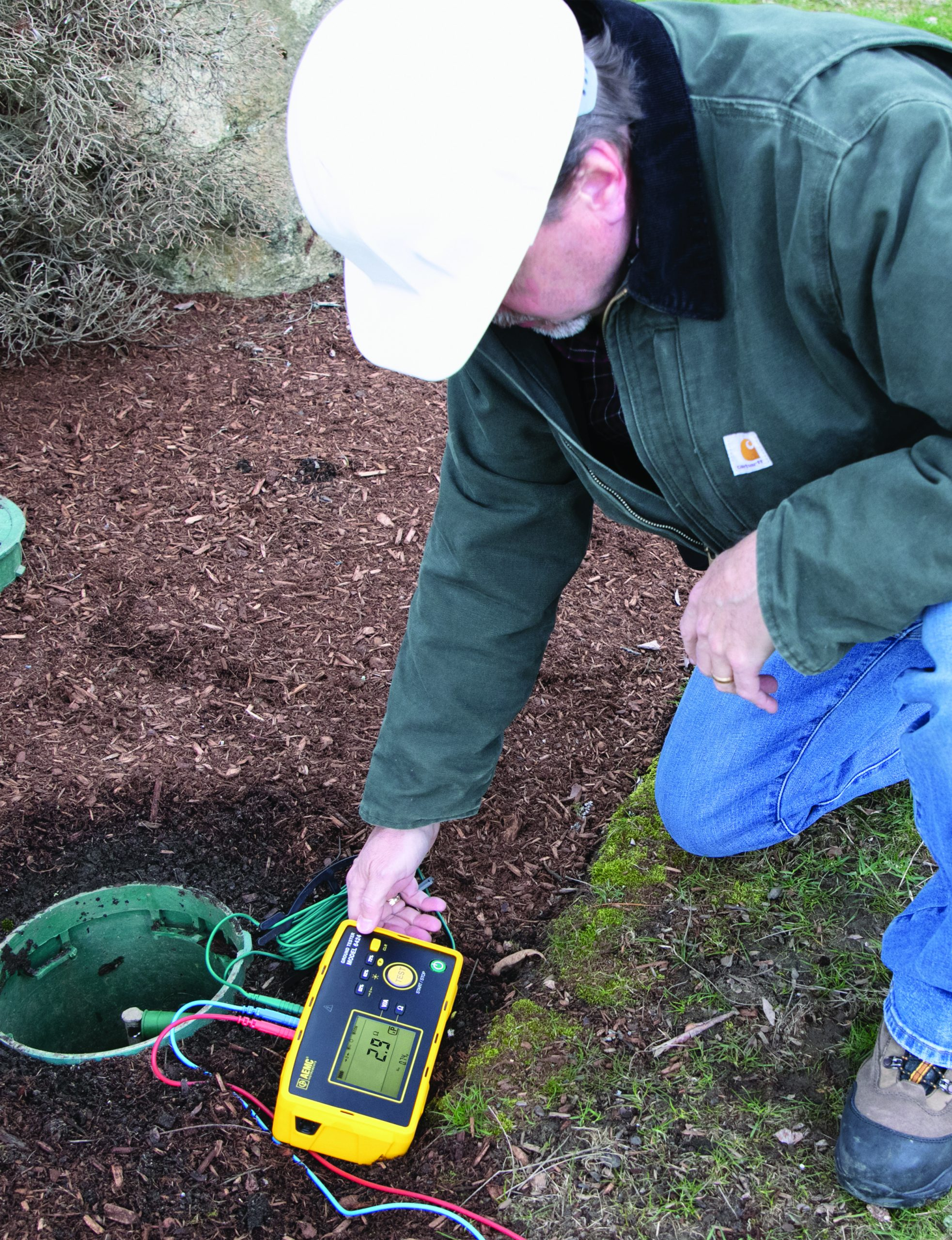 Next Generation Ground Resistance Tester for the Typical User