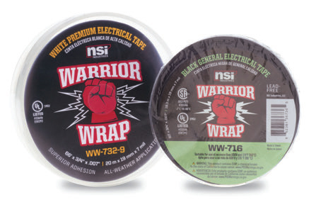 Platinum Tools® Adds WarriorWrap® Professional Specialty Tape to Product Line
