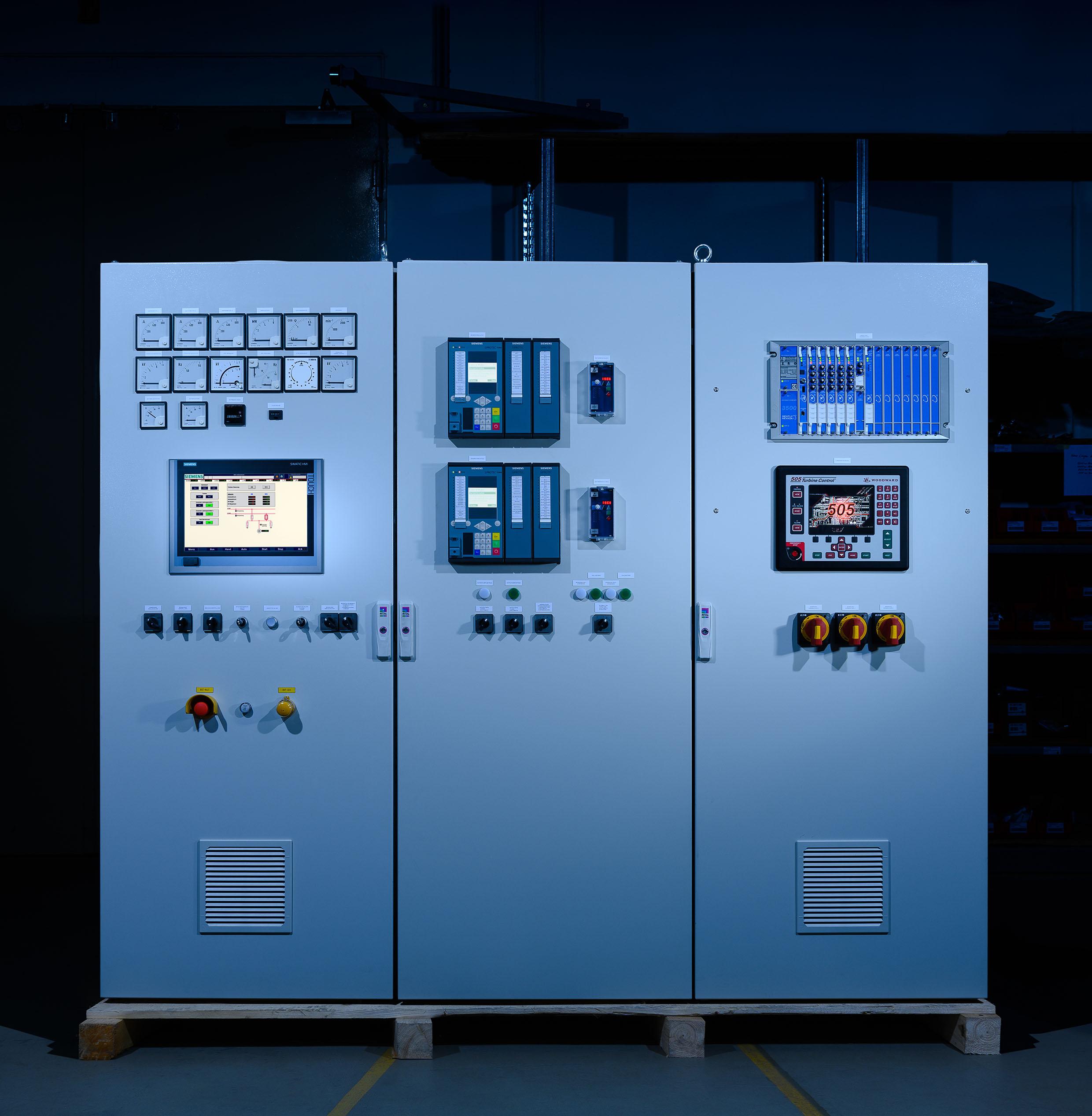 Control Cabinet Engineering at HPS Using Eplan Cogineer