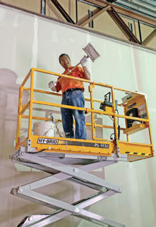 Superior Rents Sees Customer Success with Hy-Brid Lifts' PS-1930 Non-Folding Rails
