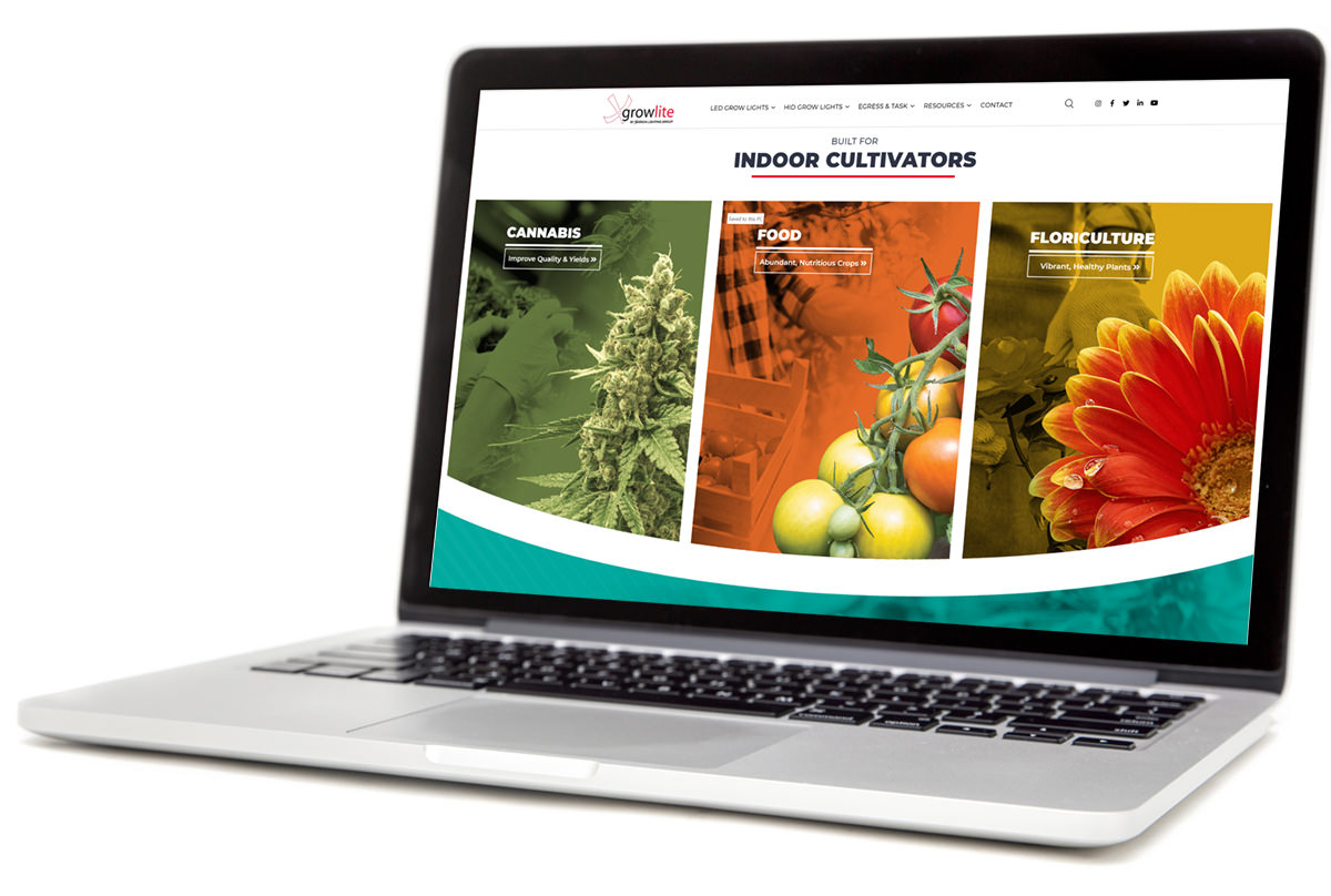 Barron Launches New Growlite Website!