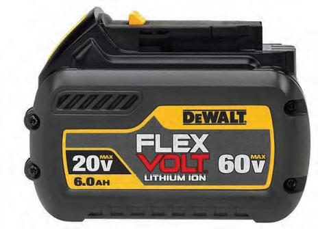 DEWALT® Unveils 20V MAX with FLEXVOLT ADVANTAGE™ Technology Take Advantage Of More Power