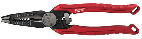 Lucky Number 7in1! Milwaukee® Expands Electrical Hand Tool Solutions with New 7in1 High-Leverage Pliers