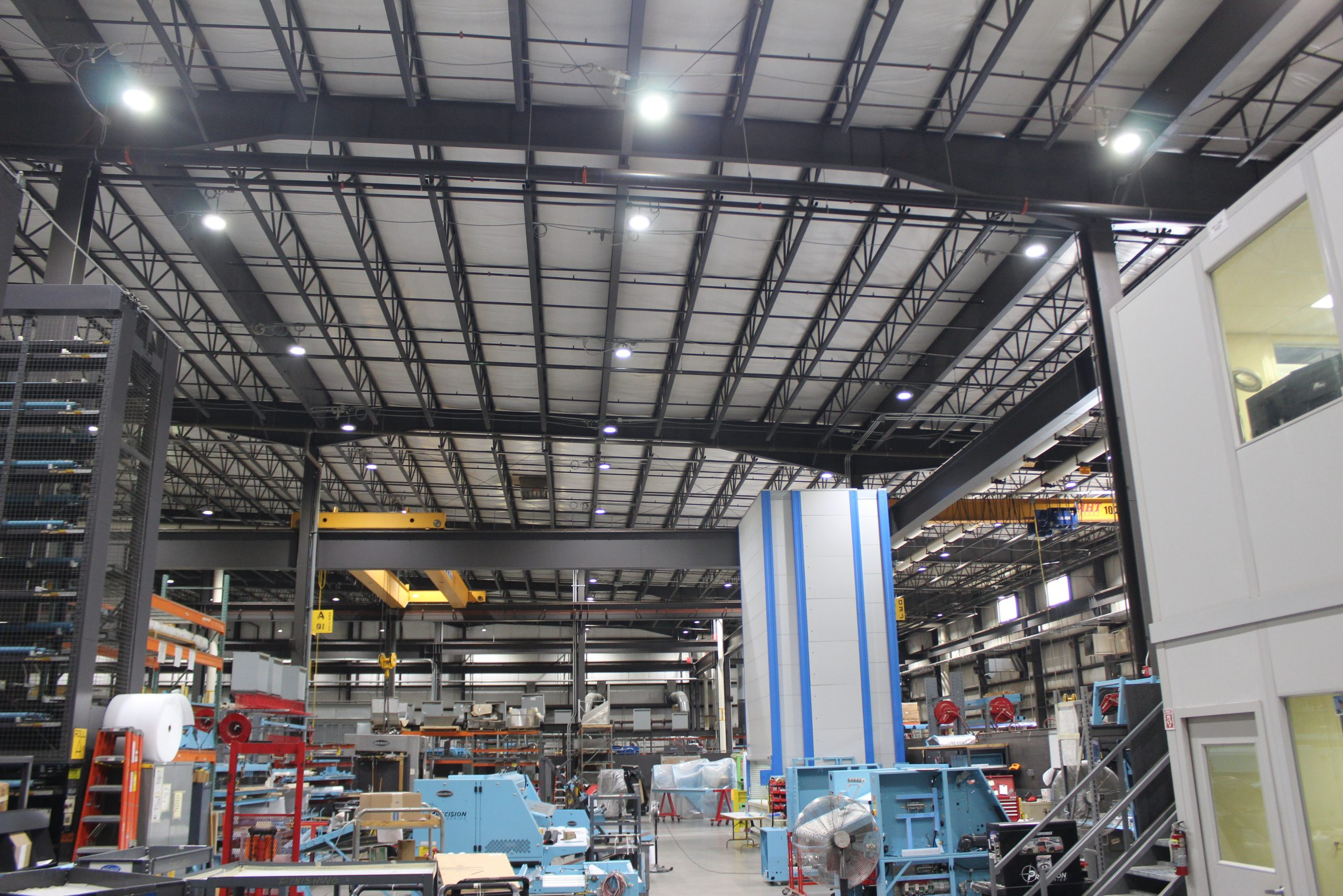 G.A. Braun Saves Nearly $60K a Year with Dialight Industrial LED Lighting