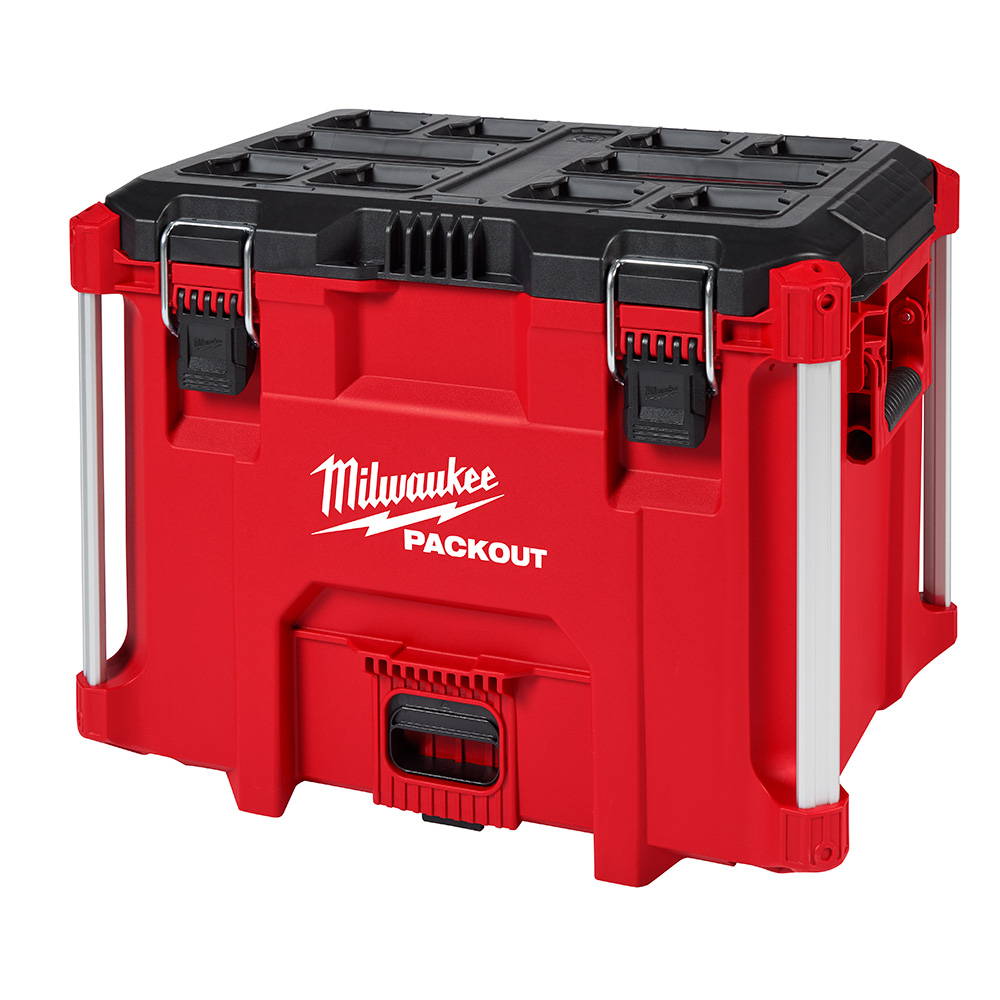 Milwaukee® Announces Their Largest PACKOUT™ Solution Yet – The PACKOUT™ XL Tool Box