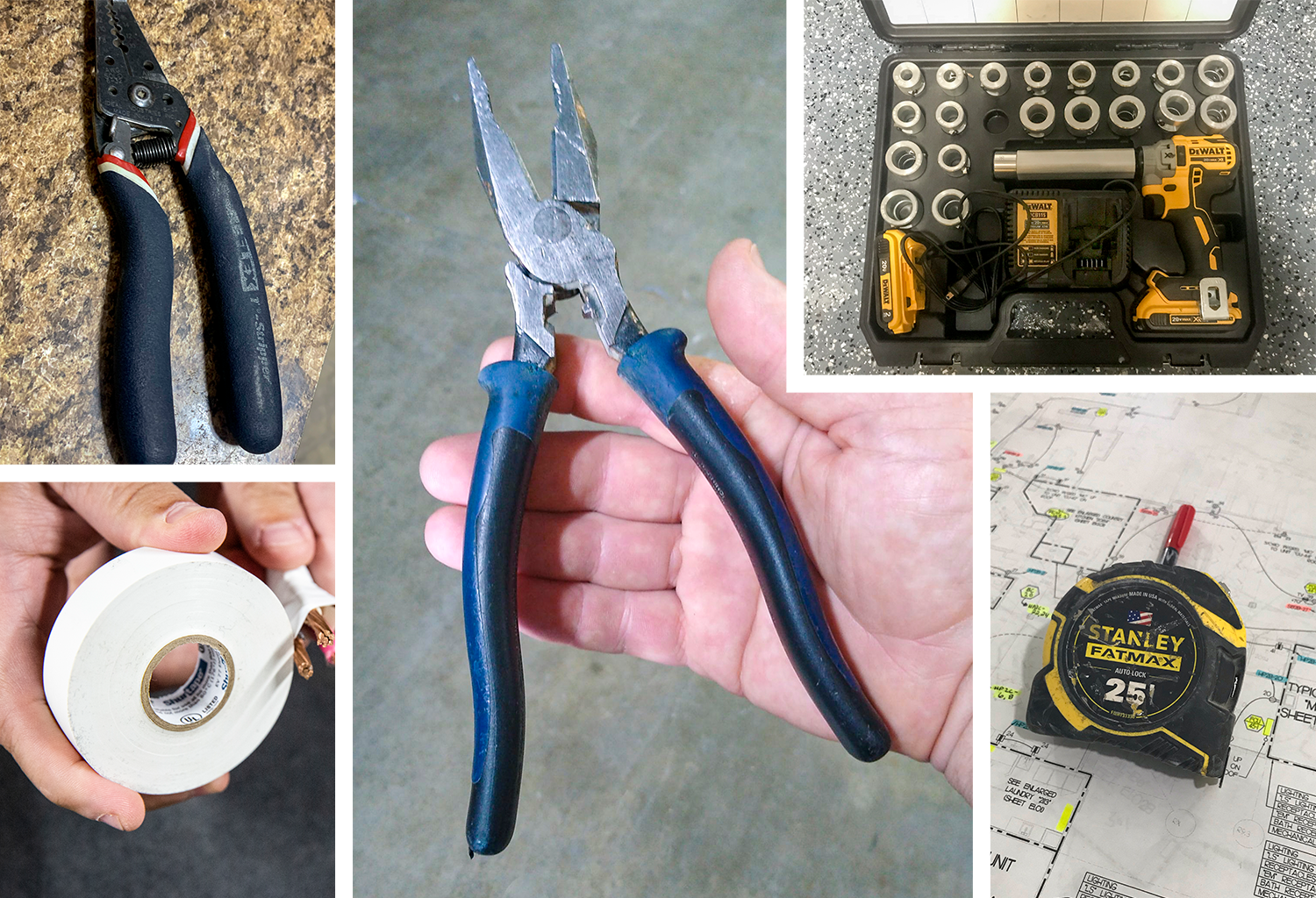 Five Electricians Share the Tools They Can't Live Without