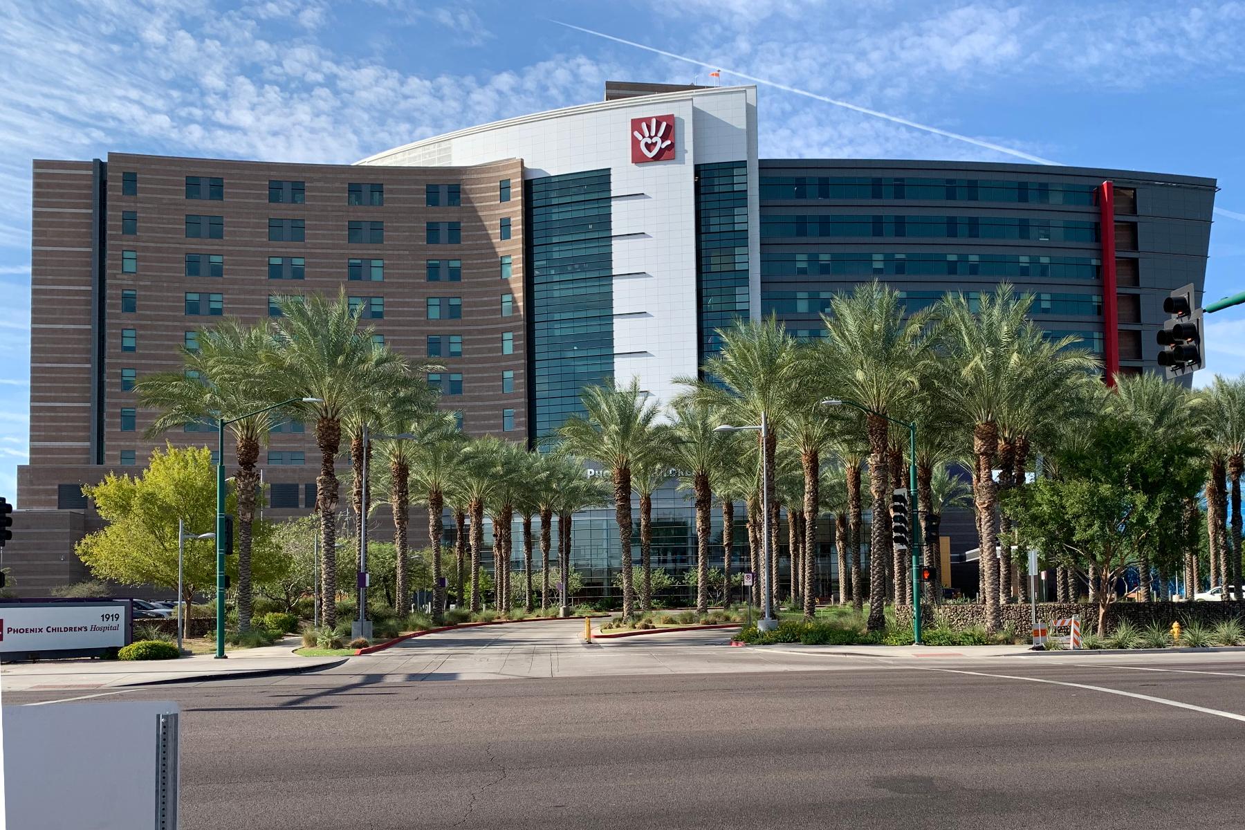 Megger Donates $10,000 to Phoenix Children's Hospital Foundation