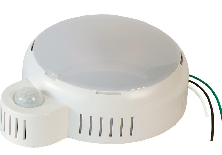"""Engineered Products Company Unveils New Small Space LED """"Lite"""" Luminaire with Motion Sensor"""