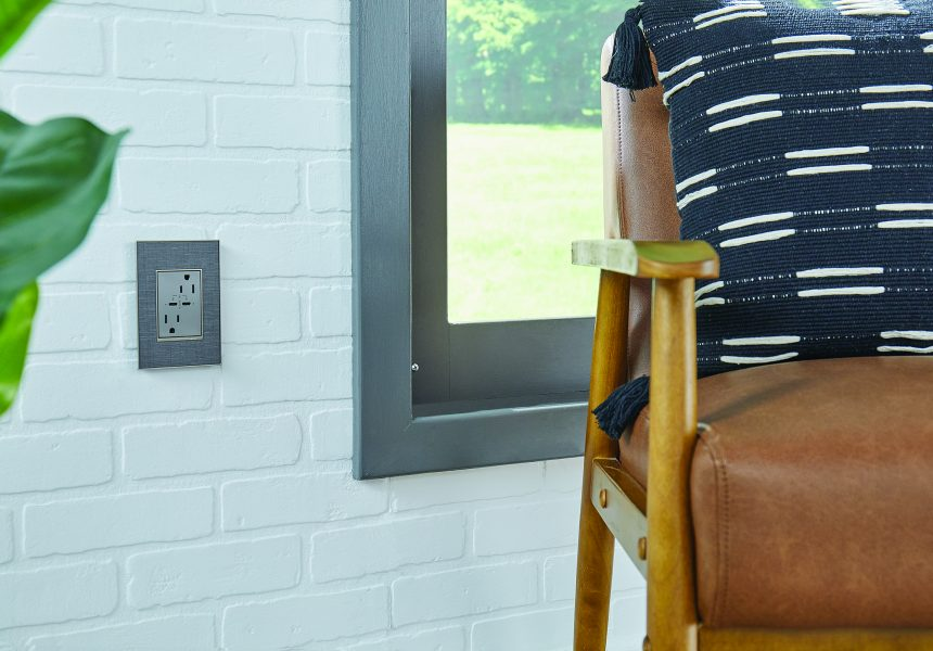 Legrand Introduces the Ultra-Fast Plus Power Delivery USB Outlet