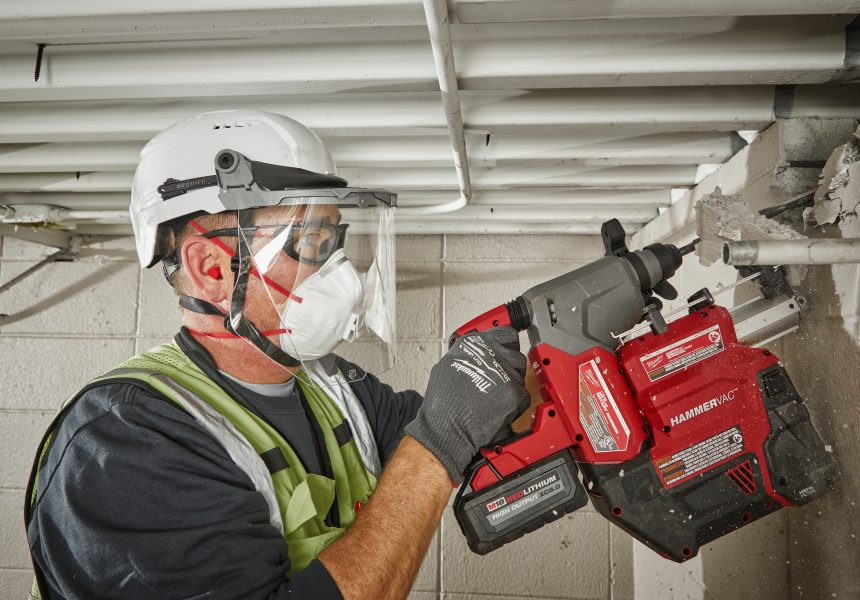 Milwaukee® Delivers Better Protection & More Comfort with New Safety Helmets