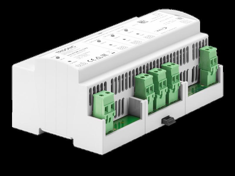 Wireless Emergency Lighting System from Tridonic