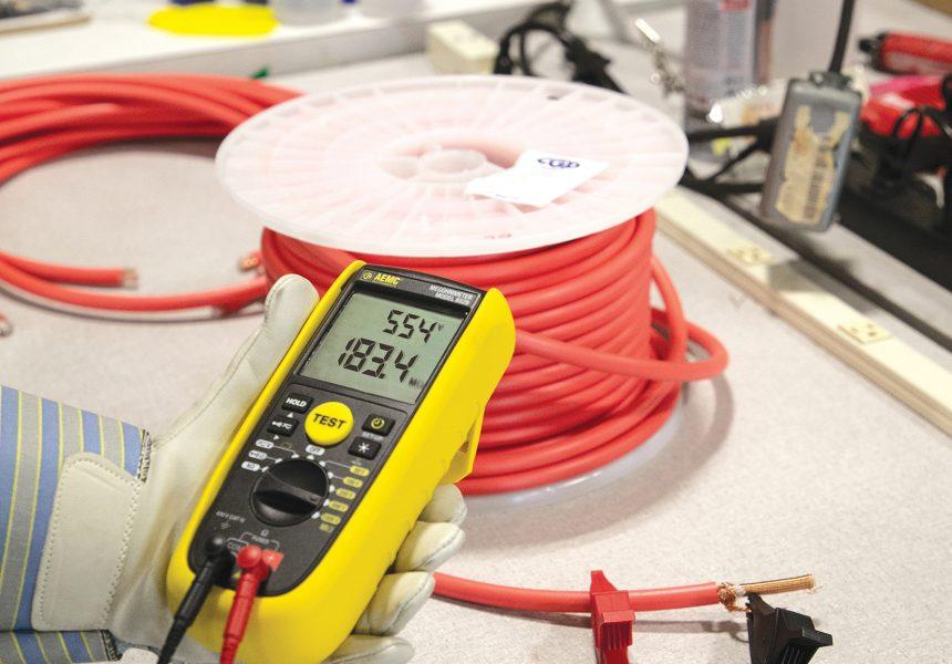 Versatile, Low-cost Insulation Resistance Testing