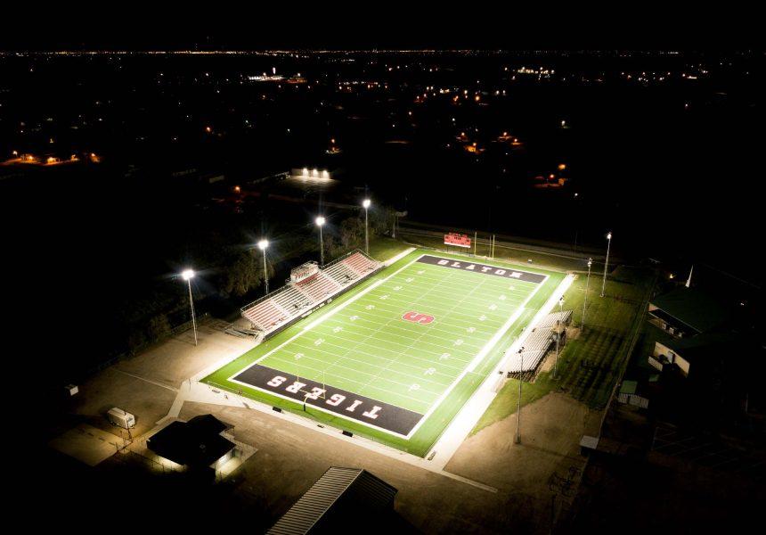 AEON LED – Slaton High School Football Field Case Study