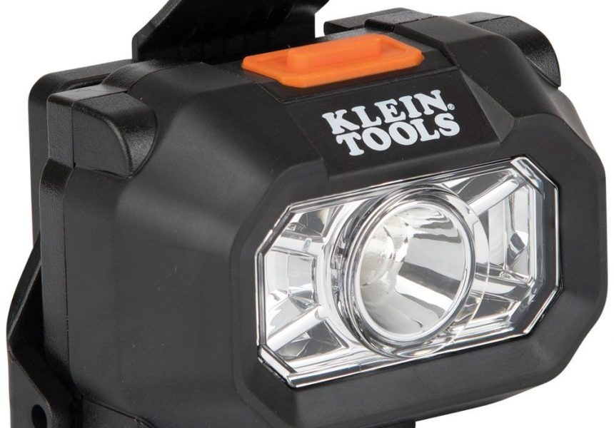 Klein Tools®' New Headlamp Provides Protection in Hazardous Situations